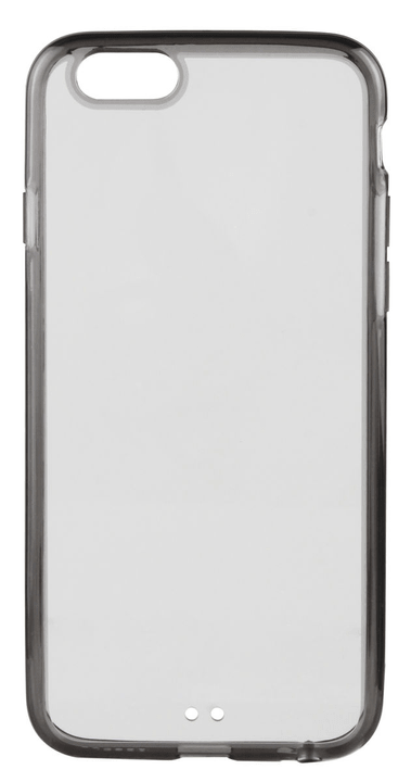 BackCover Odet Transparent / Gris iPhone 6 XQISIT 798035000000 Photo no. 1