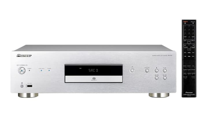 PD-50-S - Argent CD-Player Pioneer 785300122799 Photo no. 1