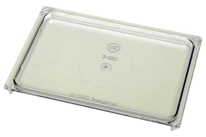 Deckel zu Einsatzbehälter 1/2, 12.7 x 8.7 cm utz 603331700000 Bild Nr. 1