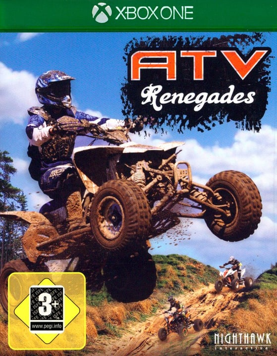 Xbox One - ATV Renegades Box 785300122222 N. figura 1