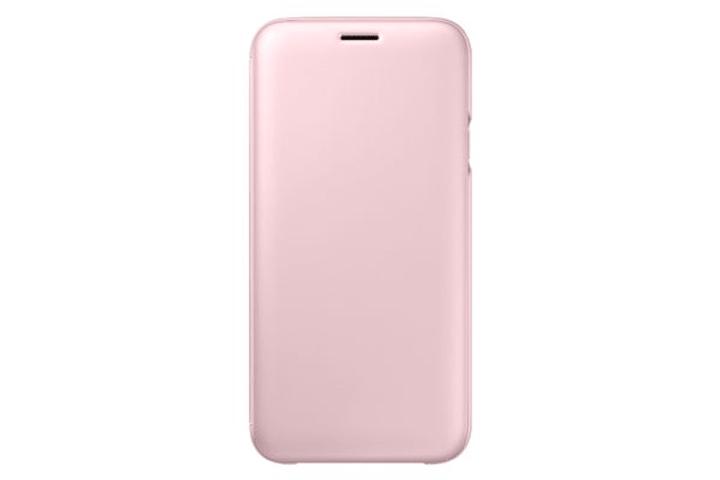 Wallet Cover J7 (2017) pink Samsung 785300129631