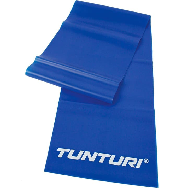 Resistance Band - Gummi Gymnastikband blau Tunturi 463069900000 Bild-Nr. 1