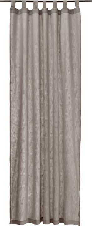 TIAGO Fertigvorhang blickdicht 430263621874 Farbe Beige Grösse B: 150.0 cm x H: 260.0 cm Bild Nr. 1
