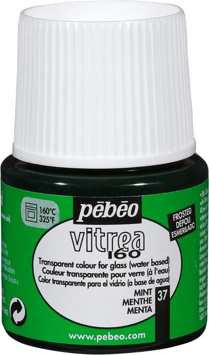 Pébéo Vitrea 160 Esmerilado Pebeo 663507410800 Colore Menta N. figura 1