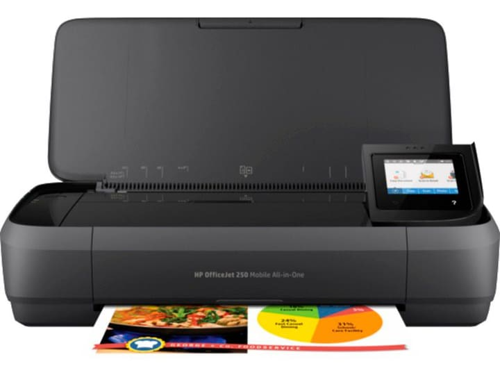 OfficeJet 250 Mobile Multifunktionsdrucker HP 785300125274 Bild Nr. 1