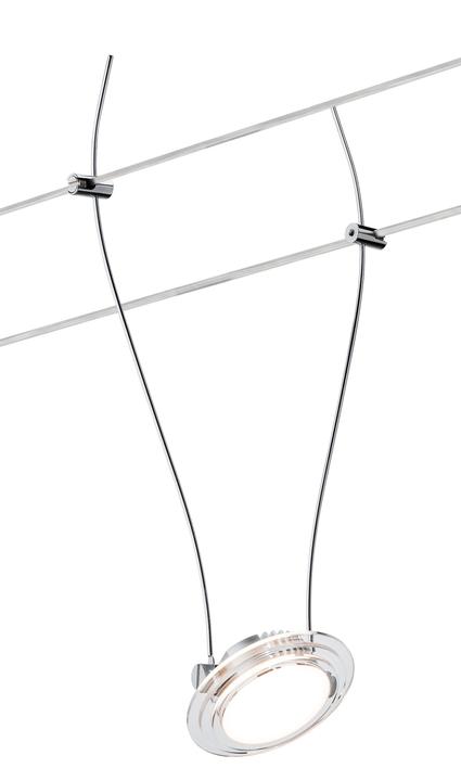 Wire System Twist Coin Seil-Einzelspot Paulmann 615013500000 Bild Nr. 1