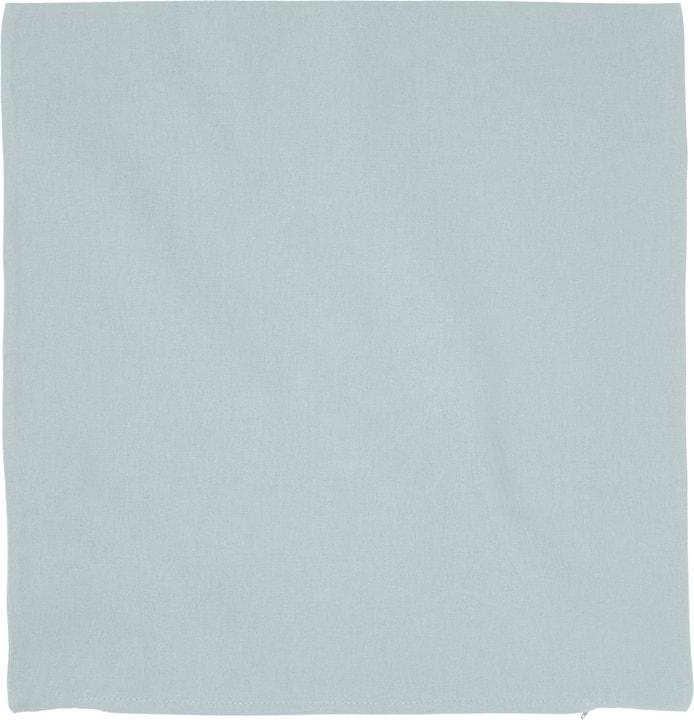 PAM Zierkissenhülle 450750540844 Farbe Türkis Grösse B: 45.0 cm x H: 45.0 cm Bild Nr. 1