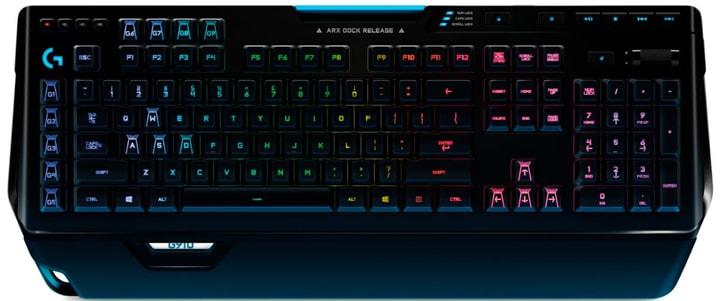 G910 OrSpectrum  Gaming Clavier Logitech 798206900000 Photo no. 1
