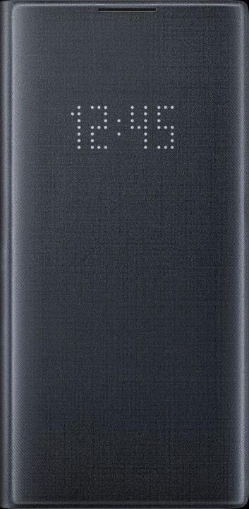 LED View Cover black Coque Samsung 785300146418 Photo no. 1