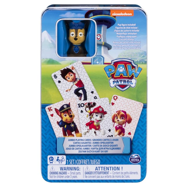 Paw Patrol Card Game 747498300000 Bild Nr. 1