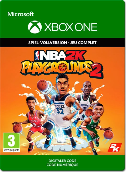 Xbox One - NBA 2K19 - with NBA 2K Playgrounds 2 Download (ESD) 785300141437 N. figura 1