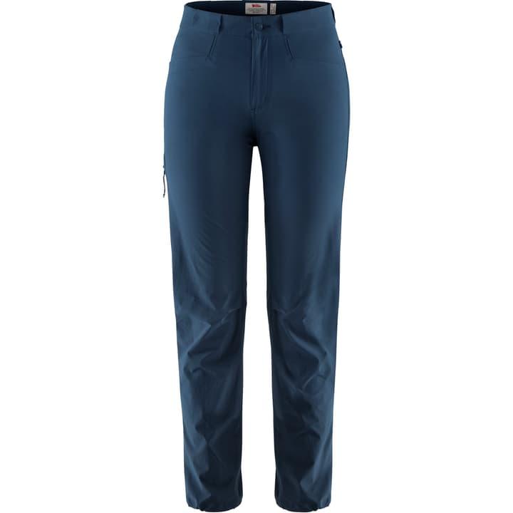 High Coast Lite Pantaloni da donna Fjällräven 465765303622 Colore blu scuro Taglie 36 N. figura 1