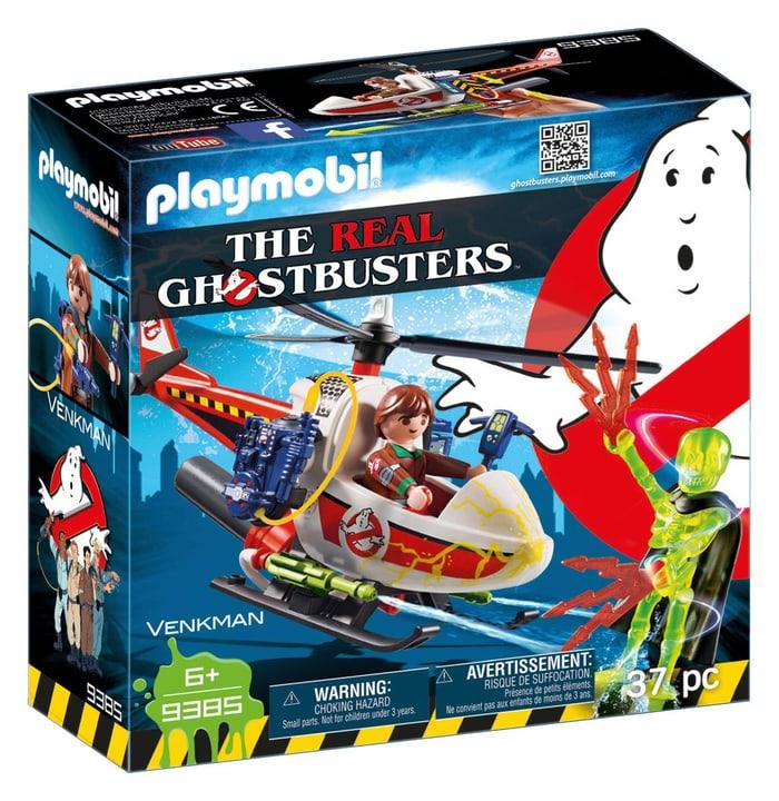 Playmobil Venkman mit Helikopter 746098800000 Bild Nr. 1