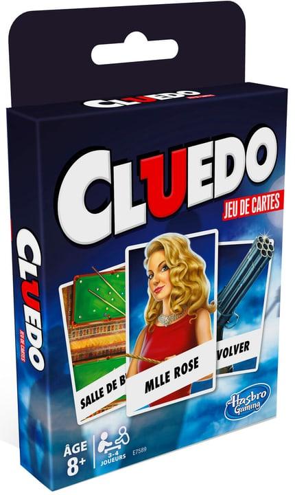 Cluedo Jeu de Carte (FR) 748986190100 Photo no. 1