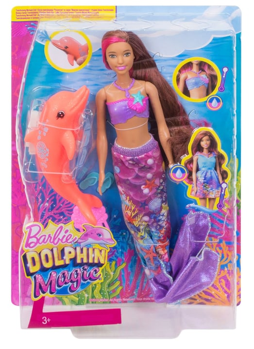 Barbie Sirena Incantata 747938000000 N. figura 1
