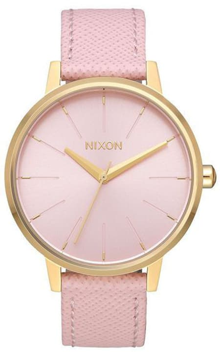 Kensington Leather Light Gold Pink 37 mm Orologio da polso Nixon 785300137014 N. figura 1