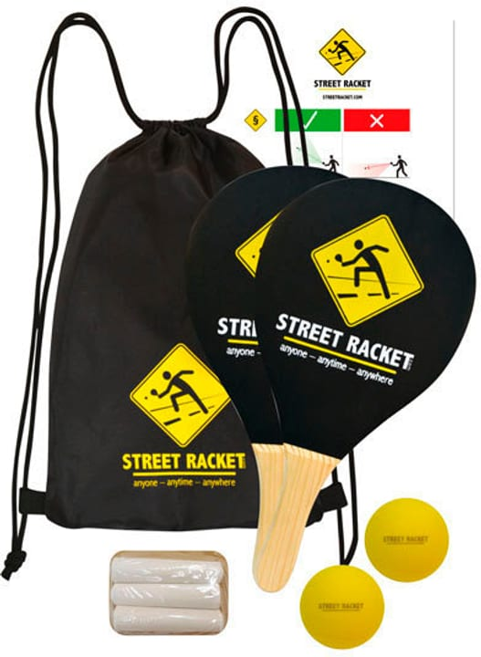 Street Racket Set Rackets Schildkröt 472012200000 Photo no. 1