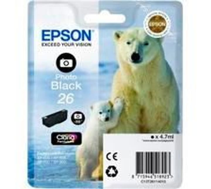 T263140 HY photo black Cartouche d'encre Epson 796082200000 Photo no. 1