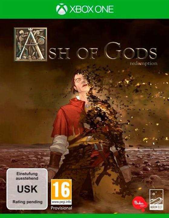 Xbox One - Ash of Gods: Redemption F Box 785300145043 Photo no. 1