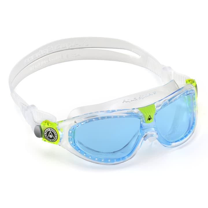 Seal Kid 2 Occhialini da nuoto per bambini Aqua Sphere 491079200060 Colore verde Taglie Misura unitaria N. figura 1
