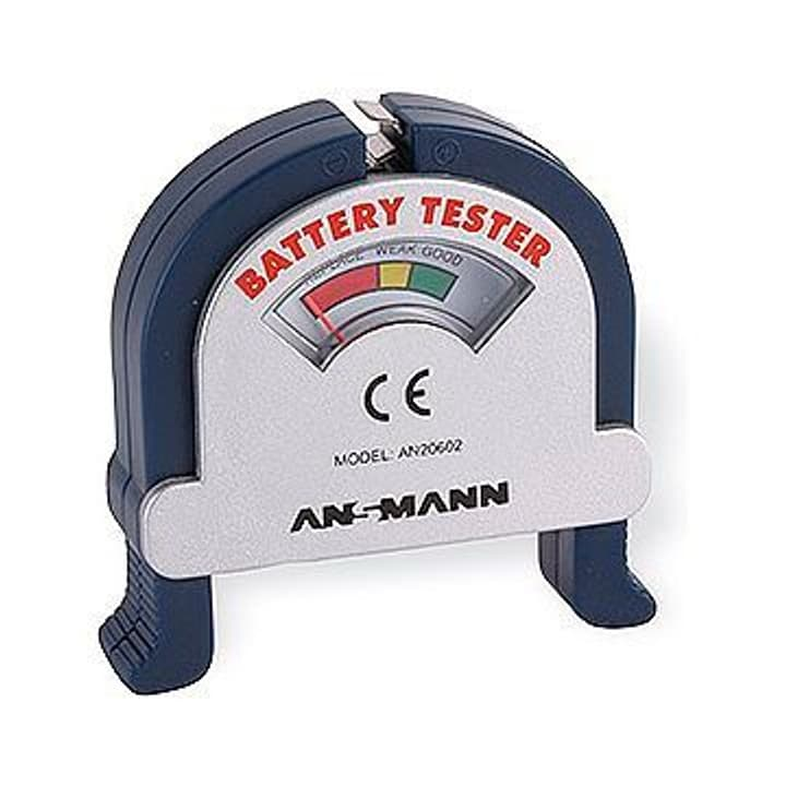 testeur de batterie universel Ansmann 785300123255 Photo no. 1