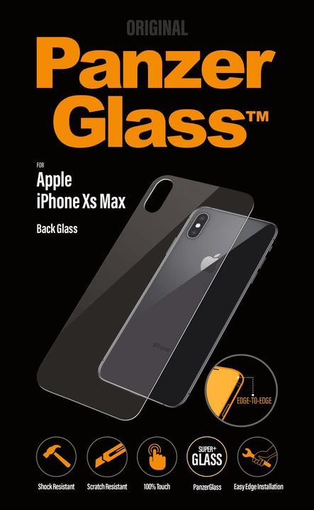 Back Glass Vetro temperato Panzerglass 785300141880 N. figura 1