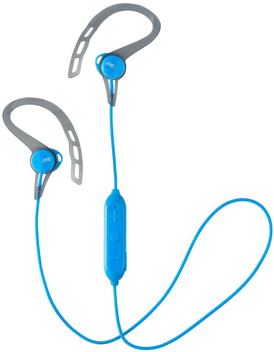 HA-EC20BT-A - Blu Cuffie In-Ear JVC 785300141746 N. figura 1