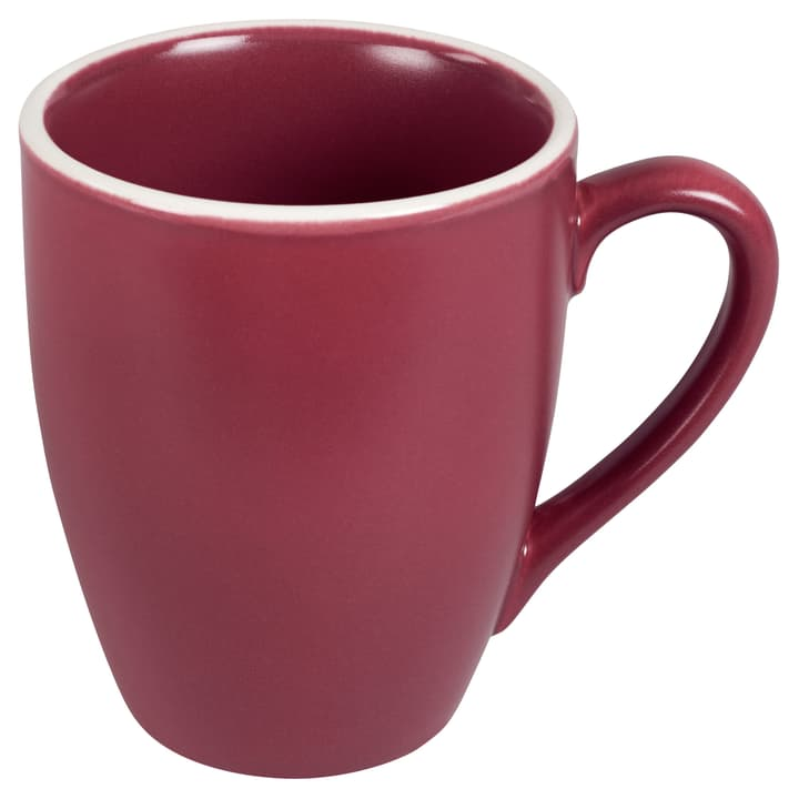 MAELLE Tasse 440268500034 Couleur Bordeaux Dimensions H: 11.0 cm Photo no. 1
