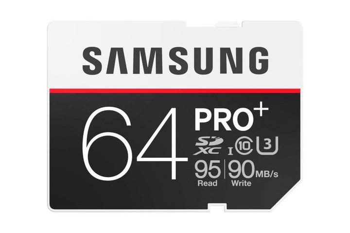 SD PRO Plus 64GB Samsung 797955300000 Photo no. 1
