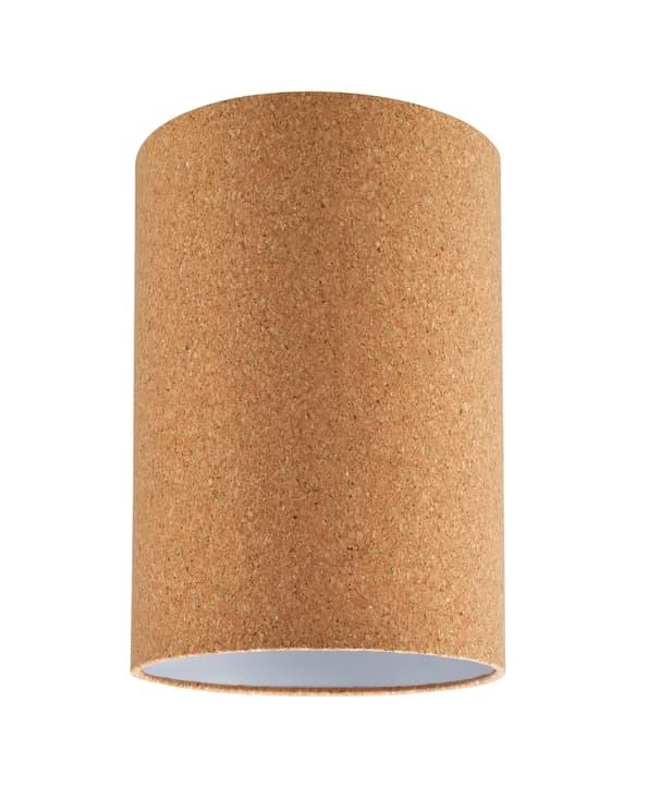 CYLINDER Lampenschirm 20cm 420183302069 Grösse H: 29.0 cm x D: 20.0 cm Farbe Braun Bild Nr. 1