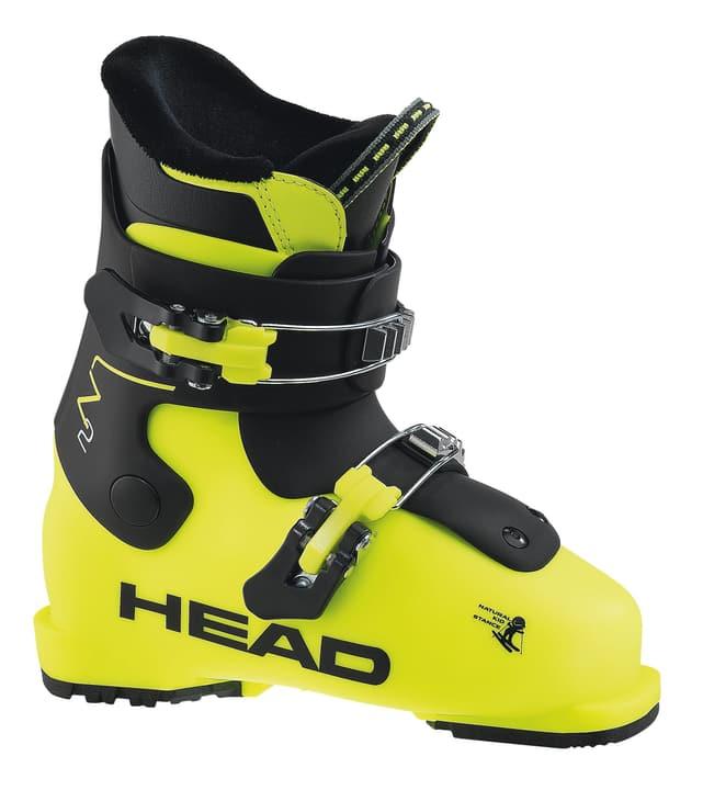 Z2 Kinder-Skischuh Head 495310920550 Farbe gelb Grösse 20.5 Bild-Nr. 1