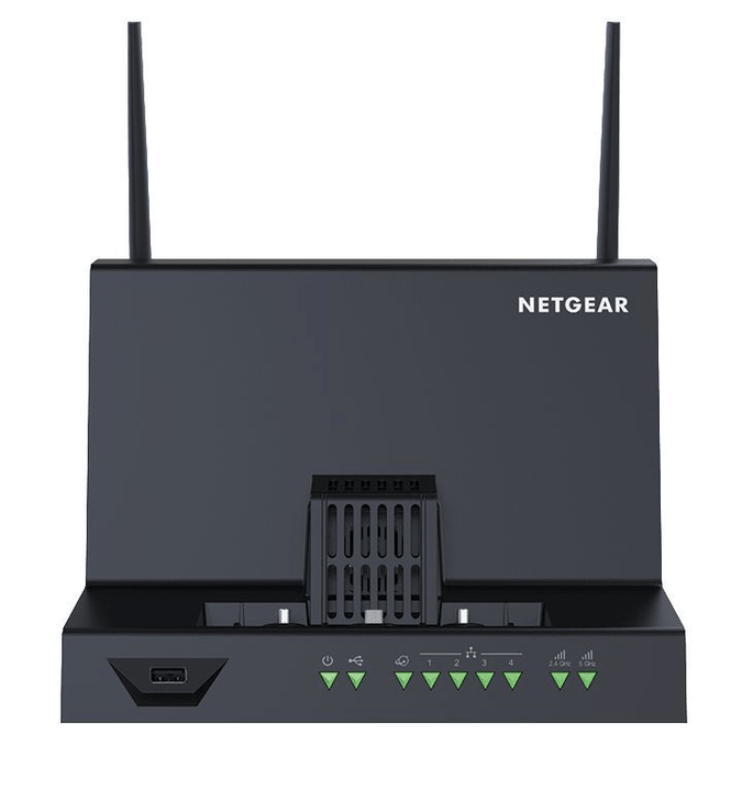 DC112A-100EUS AirCard 4G-LTE dual band WLAN Signalverstärker-Ladestation Netgear 785300131415 Photo no. 1