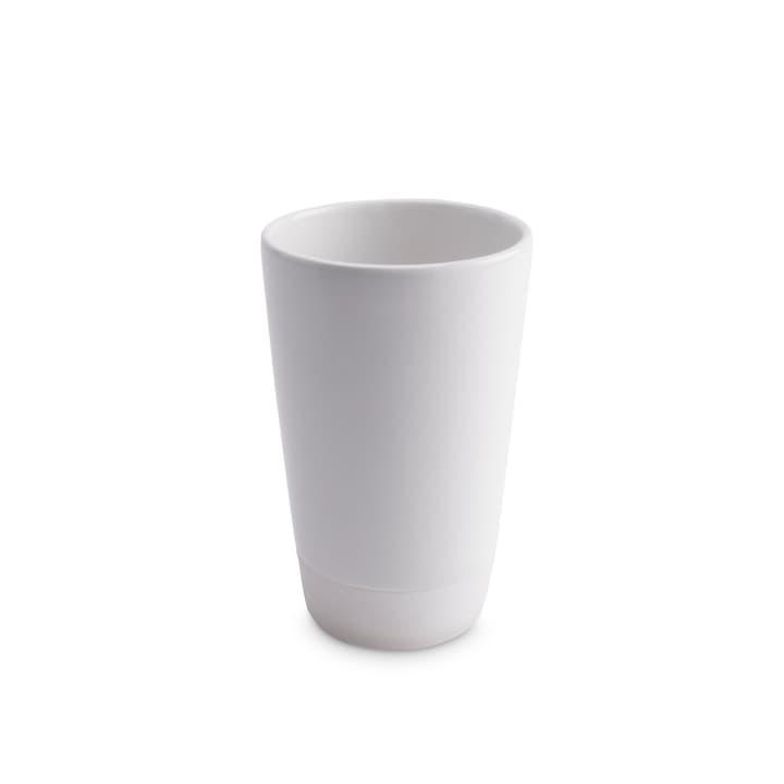WHITE BASE Becher 374006490137 Grösse B: 7.5 cm x T: 7.5 cm x H: 11.9 cm Farbe Weiss Bild Nr. 1
