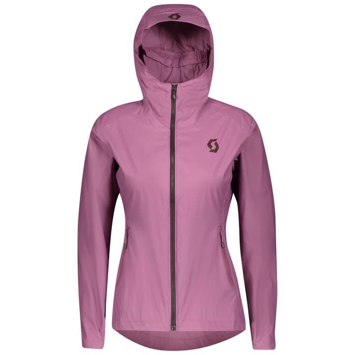 Trail MTN Hood Giacca da ciclismo da donna Scott 461385200338 Colore rosa Taglie S N. figura 1