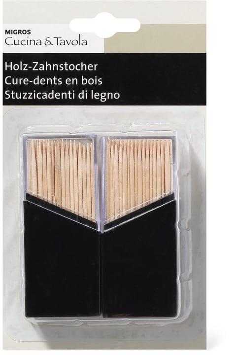CUCINA & TAVOLA Holz-Zahnstocher Cucina & Tavola 704018300000 Bild Nr. 1