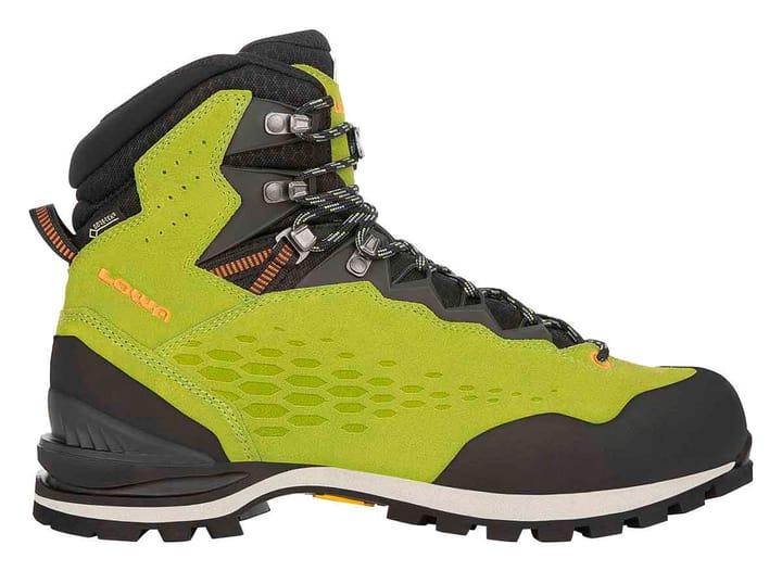 Cadin GTX Mid Unisex-Trekkingschuh Lowa 473310048566 Farbe limegrün Grösse 48.5 Bild-Nr. 1
