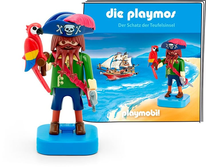 Tonies Playmo Teufelsinsel (DE) 747501800000 Bild Nr. 1