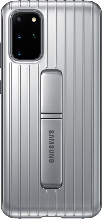 Protective Standing Cover silver Hülle Samsung 785300151147 Bild Nr. 1