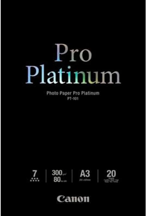 Pro Platinum Photo Paper A3 PT-101 Canon 798533000000 Bild Nr. 1