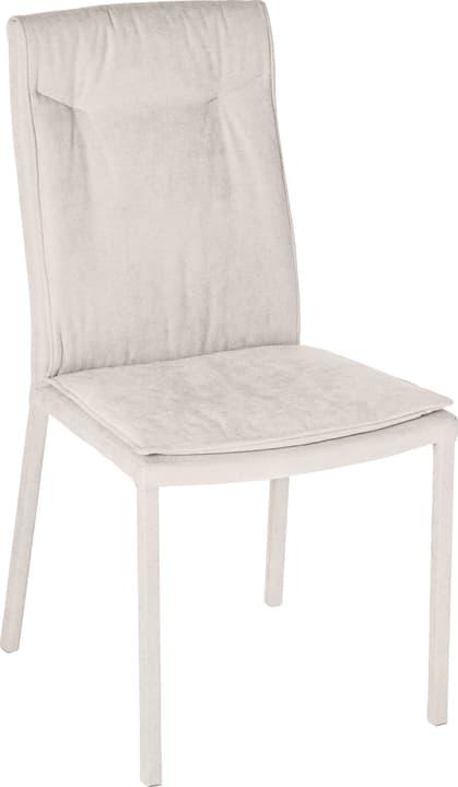 PELLEGRINI Chaise 402356000074 Dimensions L: 46.0 cm x P: 56.0 cm x H: 92.0 cm Couleur Beige Photo no. 1
