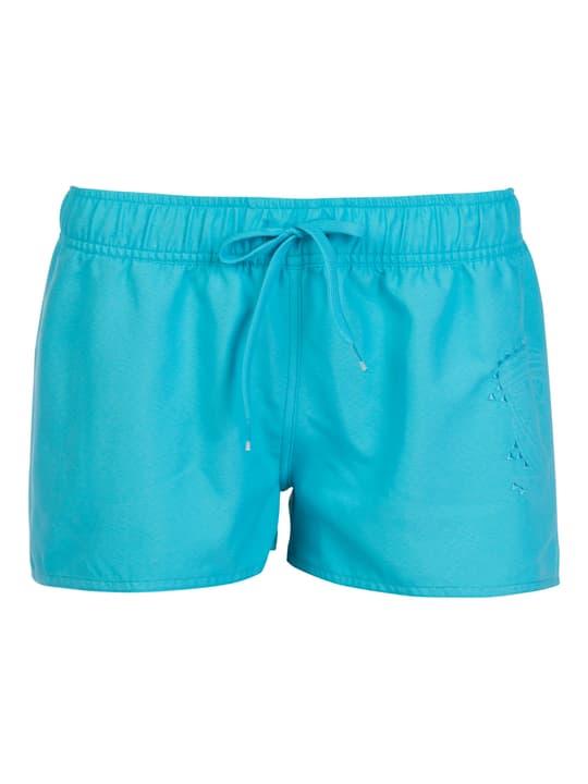 EVIDENCE Beachshort Short de bain pour femme Protest 463114800544 Couleur turquoise Taille L Photo no. 1