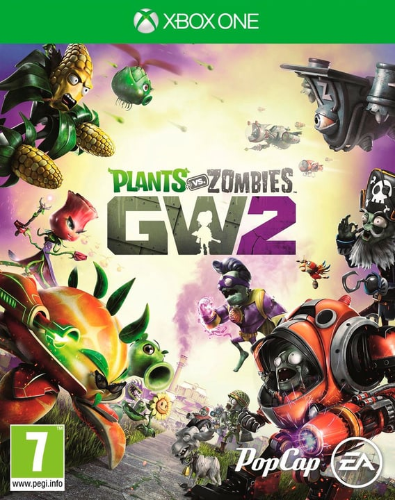 Xbox One - Plants vs. Zombies: Garden Warfare 2 785300120661 Photo no. 1
