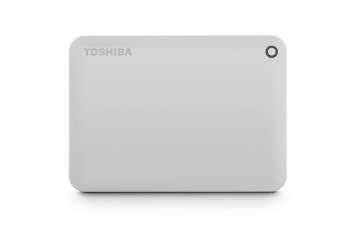 HDD Canvio Connect II 3TB blanc Toshiba 785300123391 Photo no. 1