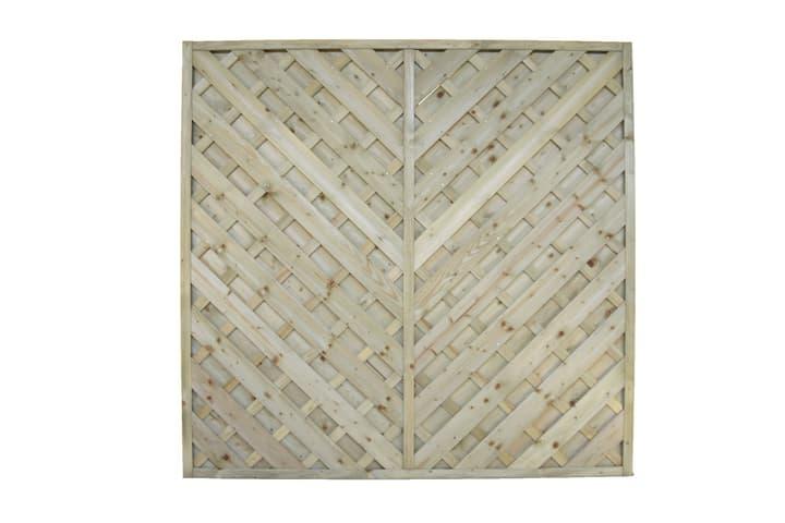 Schermatura con inserti diagonali 647031000000 N. figura 1
