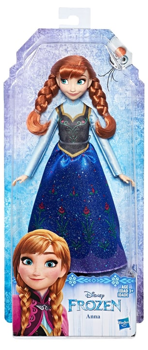 Disney Frozen Classic Fashion Anna 747932400000 N. figura 1