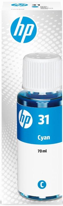 31 cyan Recharge pour cartouche d'encre HP 798564900000 Photo no. 1