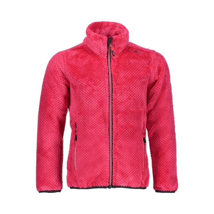 Mädchen-Teddyfleecejacke CMP 466947212829 Farbe pink Grösse 128 Bild-Nr. 1