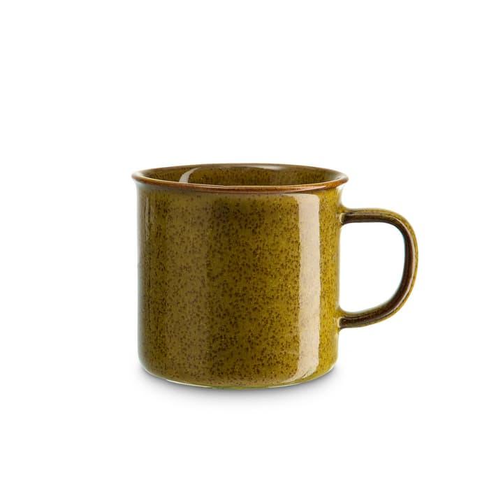 AMADORA Mug 393104000000 Grösse B: 13.5 cm x T: 10.0 cm x H: 9.5 cm Farbe Olive Bild Nr. 1