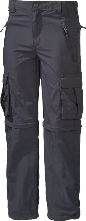 Pantalon zip-off pour enfant Trevolution 464558916420 Couleur noir Taille 164 Photo no. 1