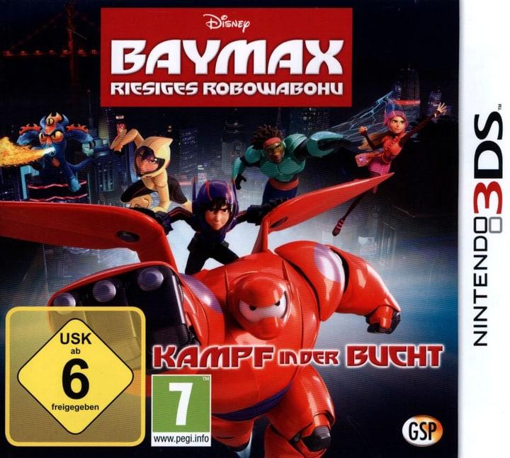 3DS - Disneys Baymax - Kampf in der Bucht 785300121952 Bild Nr. 1